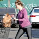 Danielle Panabaker – Shopping candids in Hollywood - 454 x 697