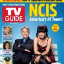 Mark Harmon, Pauley Perrette, NCIS - TV Guide Magazine Cover [United States] (12 November 2012)