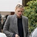 Lara Stone – Spotted while out in North London - 454 x 681