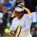 Serena Williams – 2018 Wimbledon Tennis Championships in London Day 5 - 454 x 630