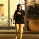 Kylie Jenner – Night out in Calabasas - 454 x 528