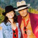 Charlie Sheen and Meredith Salenger