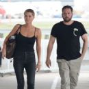 Sophie Monk – Jetting out of Sydney