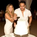 Carlos Pena and Alexa Vega's wedding in CAbo San Lucas January 4,2014 - 454 x 389