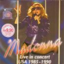 Live In Concert USA 1985 - 1990