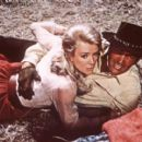 Inger with Dean Martin in 5 Card Stud