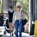 Julianne Hough – Out and about in LA