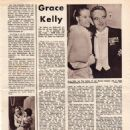 Grace Kelly - Mein Film Magazine Pictorial [Austria] (January 1956) - 454 x 619