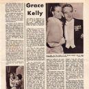 Grace Kelly - Mein Film Magazine Pictorial [Austria] (January 1956)