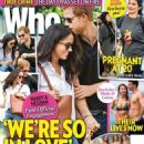Prince Harry Windsor and Meghan Markle - Who Magazine Cover [Australia] (9 October 2017)