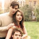 Harry Lloyd, Richard Madden, Emilia Clarke - ES Magazine Pictorial [United States] (1 April 2011) - 415 x 600