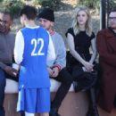 Nicola Peltz – Jamie Foxx's Charity Celebrity Basketball Event in LA