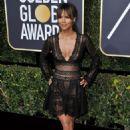 Halle Berry – 2018 Golden Globe Awards in Beverly Hills