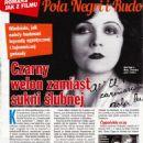 Pola Negri - Nostalgia Magazine Pictorial [Poland] (October 2018)