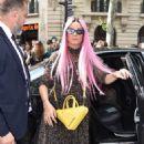 Lily Allen – Dior Homme Show SS 2019 at Paris Fashion Week - 454 x 718