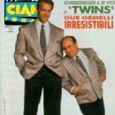 Ciak Magazine Cover [Italy] (February 1989)