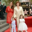 Angelica Maria Honored With Star on the Hollywood Walk of Fame - 454 x 499