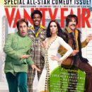 Jerry Seinfeld, Kristen Wiig, Ben Stiller, Chris Rock - Vanity Fair Magazine Cover [United States] (2 January 2013)