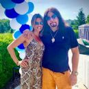 Ace Frehley and Lara Cove