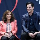 Loretta Lynn and Jack White Induction Into The Nashville Walk Of Fame on June 4, 2015 in Nashville, Tennessee. - 454 x 352