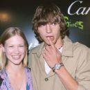 Ashton Kutcher and January Jones - 414 x 612