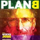 Steve Jobs - Plan B Magazine Cover [Croatia] (October 2011)