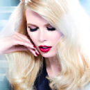 Claudia Schiffer for L'oreal