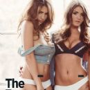 Rosie Jones Holly Peers India Reynolds Lacey Banghard Nuts Magazine October 2013