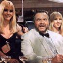 Orson Welles As Le Chiffre In Casino Royale (1965)