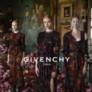 Candice Swanepoel & Mariacarla Boscono for Givenchy fall/winter 2015 campaign