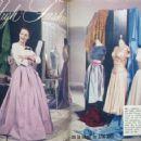 Loretta Young - TV Guide Magazine Pictorial [United States] (20 April 1957) - 454 x 358