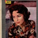 Haya Harareet - Cine Selection Magazine Pictorial [France] (30 May 1959)