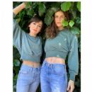 Alexandra Daddario and Kate Easton – Matching Outfits - 454 x 454