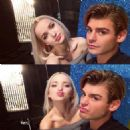 Garrett Clayton and Dove Cameron - 454 x 454