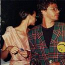 Michael Hutchence and Rosanna Crash - 454 x 454