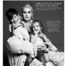 Christina Aguilera – Harper's Bazaar UK Magazine (September 2018)