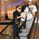 Kate Upton is seen at LAX on April 13, 2016