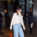 Selena Gomez – Out for dinner at Nobu in New York