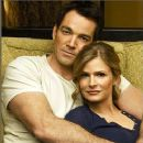Kyra Sedgwick and Jon Tenney