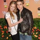 Jesse McCartney and Katie Cassidy