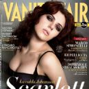 Scarlett Johansson Vanity Fair Italy November 2011