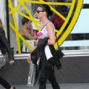 Katy Perry: stays active with friends in Los Angeles