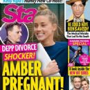 Amber Heard and Johnny Depp - Star Magazine Cover [United States] (20 June 2016)