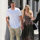 Ryan Lochte seen leaving a lunch outing in West Hollywood, California on March 24, 2017 - 446 x 600