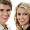 Emma Roberts and Freddie Highmore