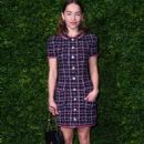 Emilia Clarke – Charles Finch and Chanel Pre-BAFTA Party in London