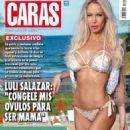 Luciana Salazar - Caras Magazine Cover [Argentina] (17 August 2016)