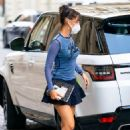 Bella Hadid – Looks chick heading out in New York