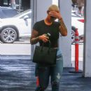 Amber Rose – Leaving the dermatologists in Beverly Hills