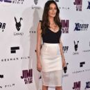 Nicole Trunfio Jimi All Is By My Side Screening In Hollywood